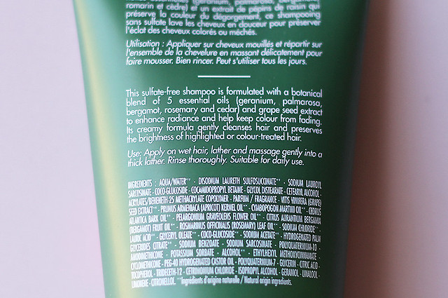 shampoo loccitane 2