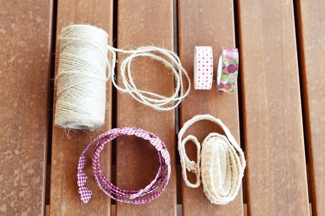 como hacer una guirnalda con washi tape y otros materiales (2)