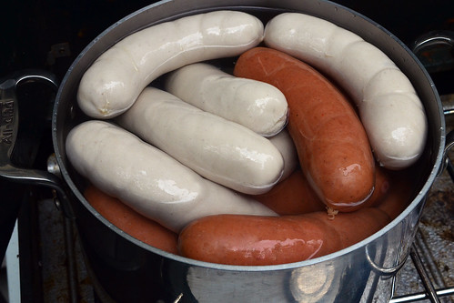 Wurst from Rolf's Pork Store