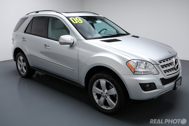 Photo for 2009 mercedes benz ml350