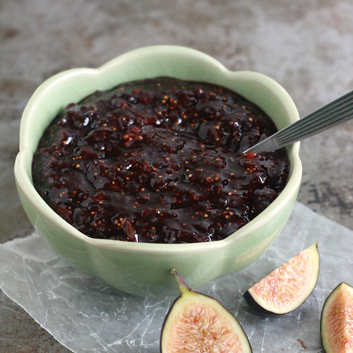 Fig-Balsamic Jam