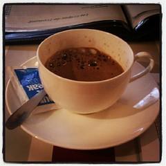 Chocolat chaud au #TTG
