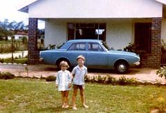 Ford Corsair 1970s