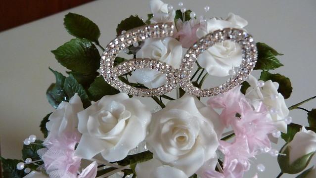 60th Anniversary Sugar Flowers 036 Flickr Photo Sharing