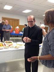 Fr Paul's 35th Celebration