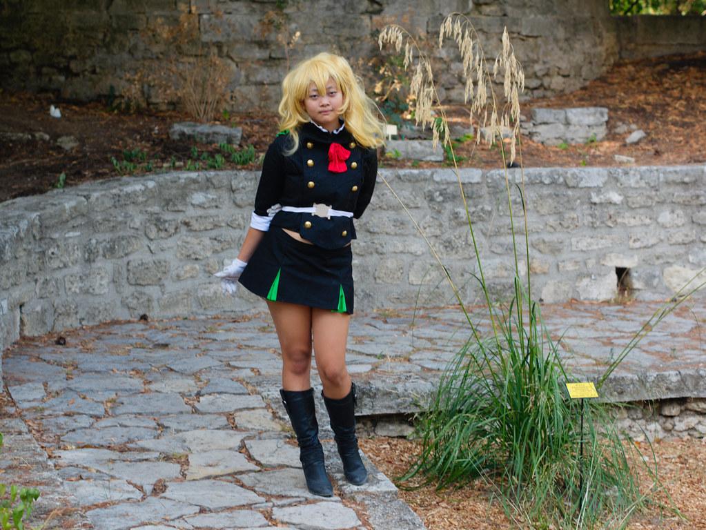related image - Shooting Owari no Seraph - Jardin des Plantes de Montpellier - Montpellier - 2016-08-16- P1520370