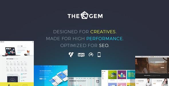 TheGem v2.2.0 - Creative Multi-Purpose WordPress Theme