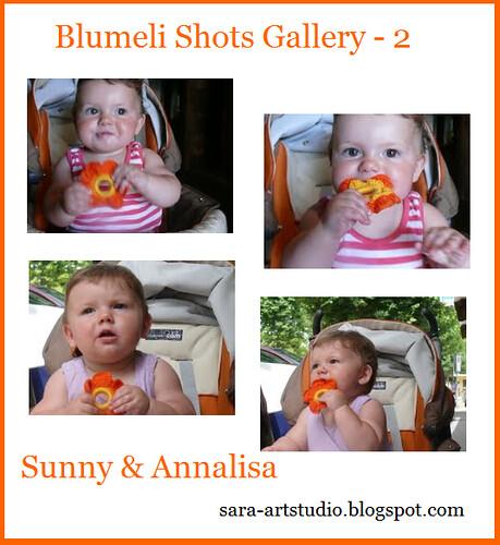 Blumeli Sunny & Annalisa
