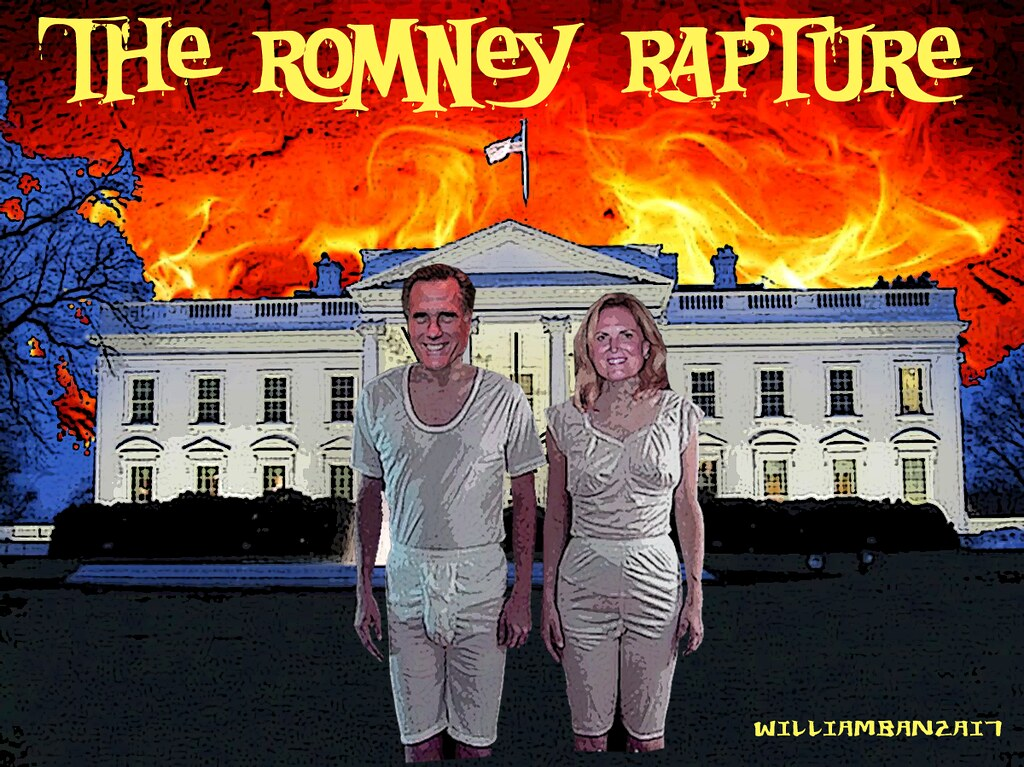 ROMNEY RAPTURE