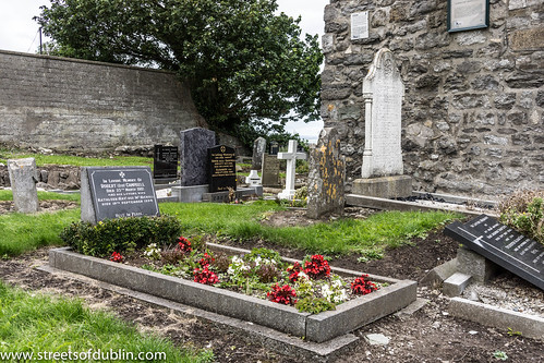 St. Mary's Collegiate Church & Graveyard In Howth (Ireland) by infomatique
