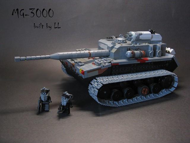 MG-3000
