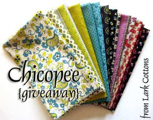 Lark Chicopee giveaway!