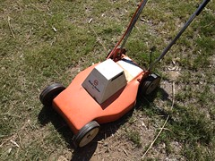 My First Mower by mikeysklar
