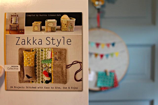 Week 23 -- Zakka Style  Sew-Along!!