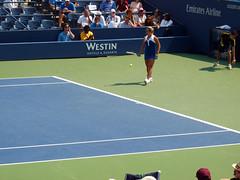 Roberta Vinci vs. Dominika Cibulková US Open 2012