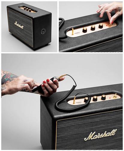 Marshall Hanwell Home Loudspeaker