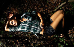Sleeping at Wonderwoods by David A Córdova M