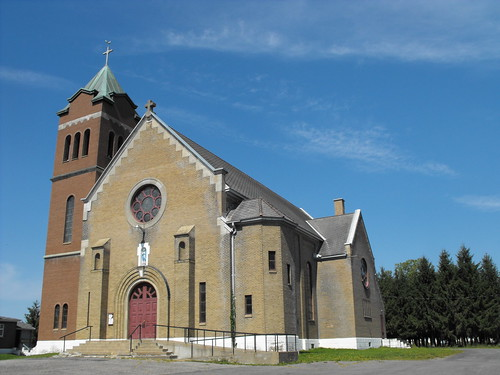 Notre-Dame de Lourdes  Catholic Church