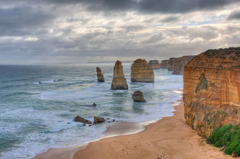 HDR Twelve Apostles, Australia