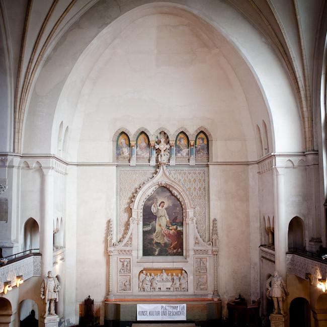 KulturRaum Zwingli-Kirche on überlin