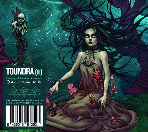 Portada De III, Toundra (2012)