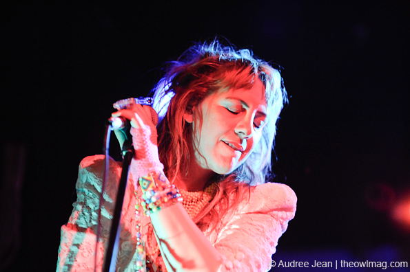 Niki and the Dove @ The Echo, LA 8/31/12