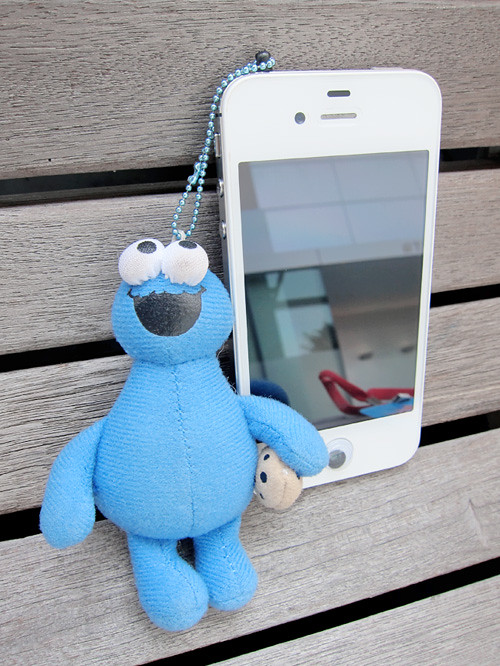 cookie monster iphone cute