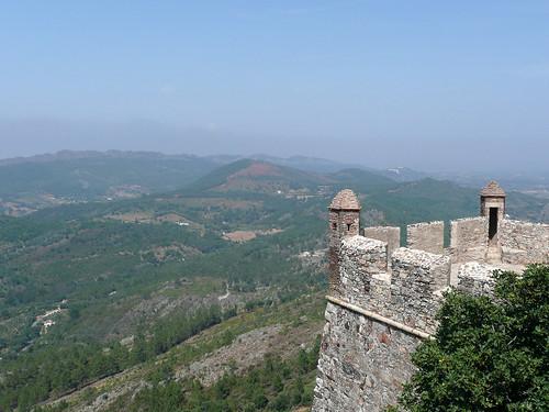 portugal fortress marvão
