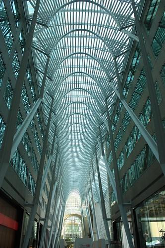 'Crystal Cathedral' by Santiago Calatrava - Toronto