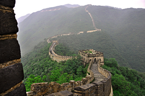 china landscape greatwall