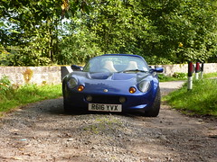 tvr(0.0), tvr(0.0), automobile(1.0), lotus(1.0), vehicle(1.0), land vehicle(1.0), lotus elise(1.0), supercar(1.0), sports car(1.0),