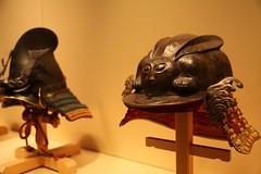 Rabbit kabuto helmet