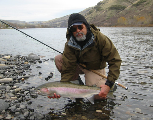 Tuesday tip gearing up for pnw steelhead orvis news for Leland fly fishing