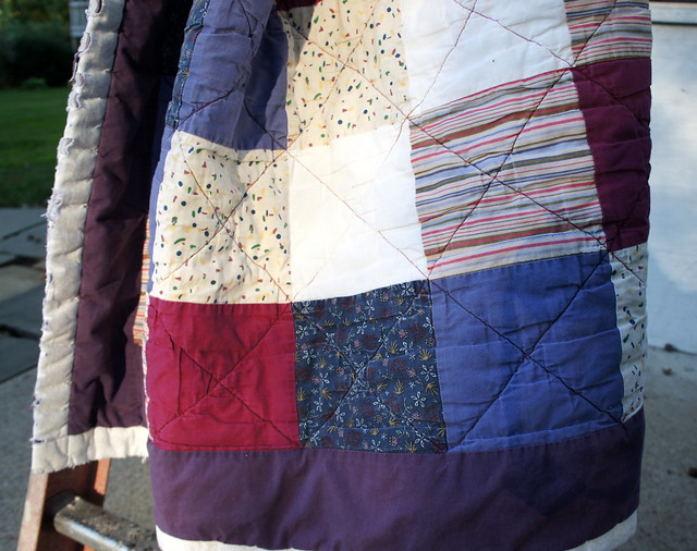 An Early Quilt of Mine
