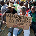 Mineworkers in South Africa are demanding better pay and working conditions. On September 12, 2012 unrest spread further throughout the platinum and gold sectors.
