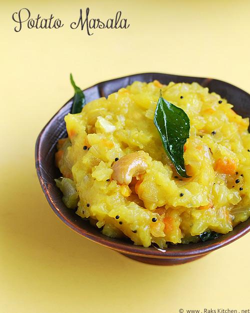 Masala dosa recipe south indian breakfast raks kitchen masala dosa recipe recipe cuisine indian forumfinder Images