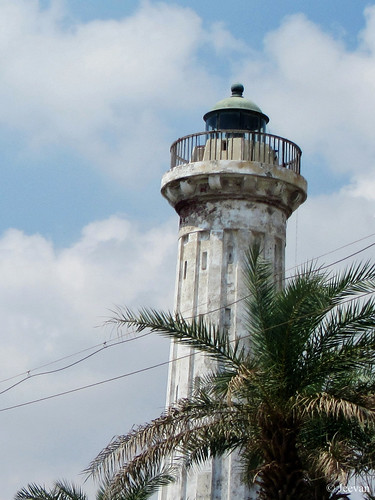 Old Lighthouse - Pondicherry