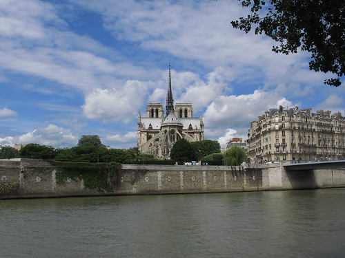 Notre Dame from the Banks of the Siene
