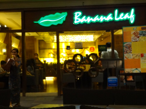 Banana Leaf at Green Belt 3