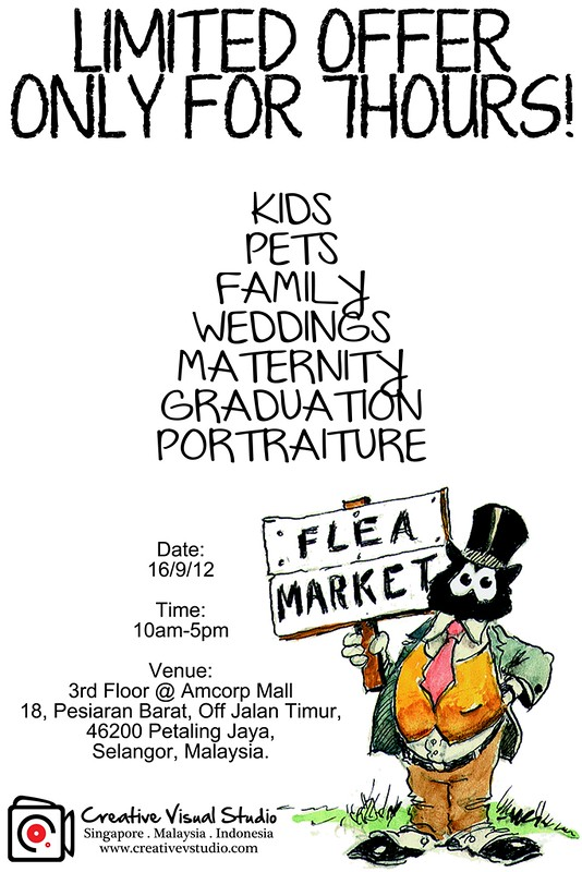 Flea Market 16 September 2012