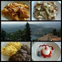 myLunch / il Pranzo della Domenica with view over Lago di Como #LivingLaDolceVita