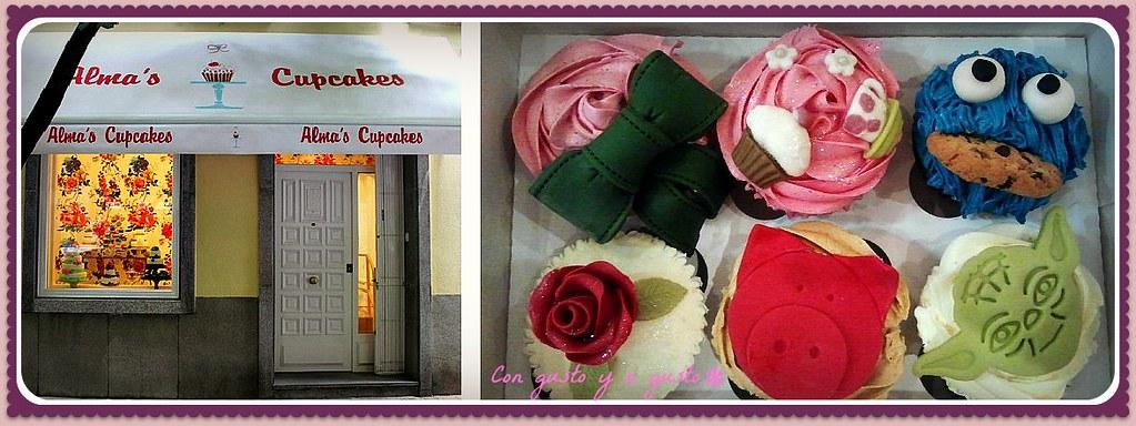 Cupcake congustoyagusto