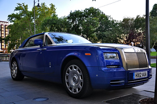 Rolls-Royce Drophead Coupe Series II 2013