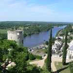 Plantagenet World 2011 Vienne River at Chinon --