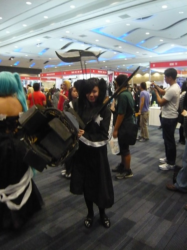 Best of Anime 2012, sept 15. Day 1