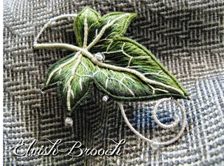 My Second Elvish Brooch
