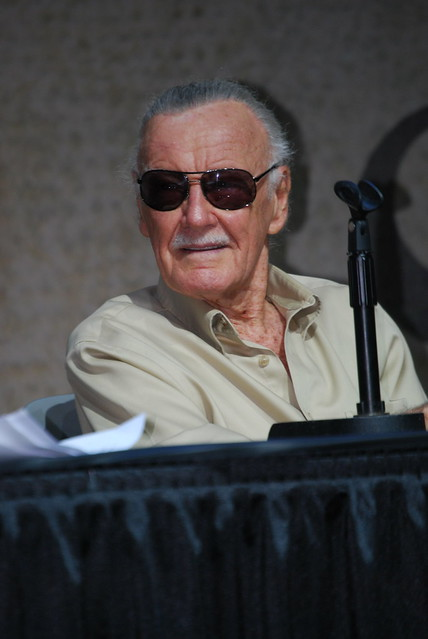 Stan Lee @ Comikaze Expo 2012