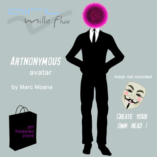 Artnonymous avatar