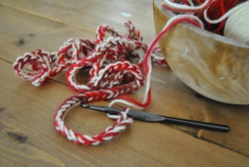 chain tree - step 1