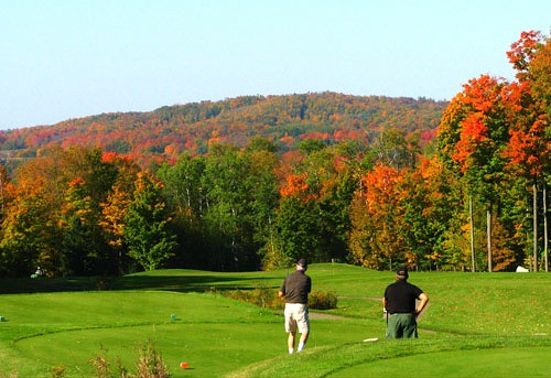 Boyne Mt. Fall Golf